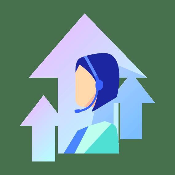 利用シーン③コールセンターの業務効率化